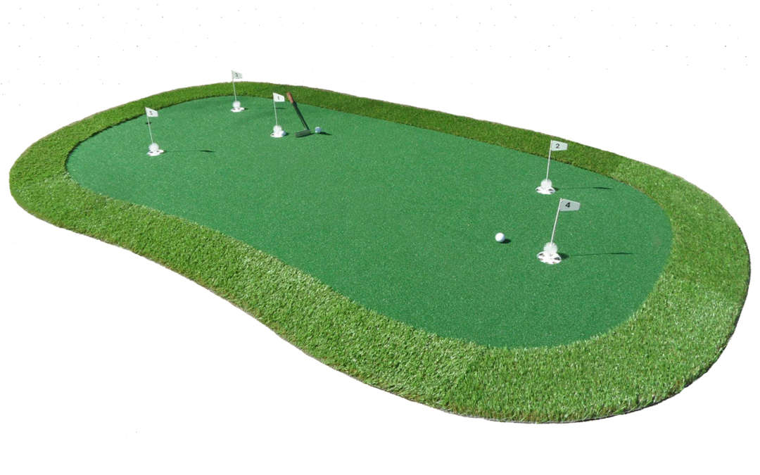 Indoor/Patio Installation Instructions for Professional Putting Green by StarPro Greens