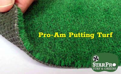 HP1000 StarPro Greens Pro-Am Putting Turf