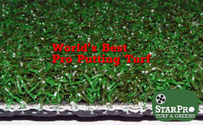 StarPro Greens Master Putting Turf