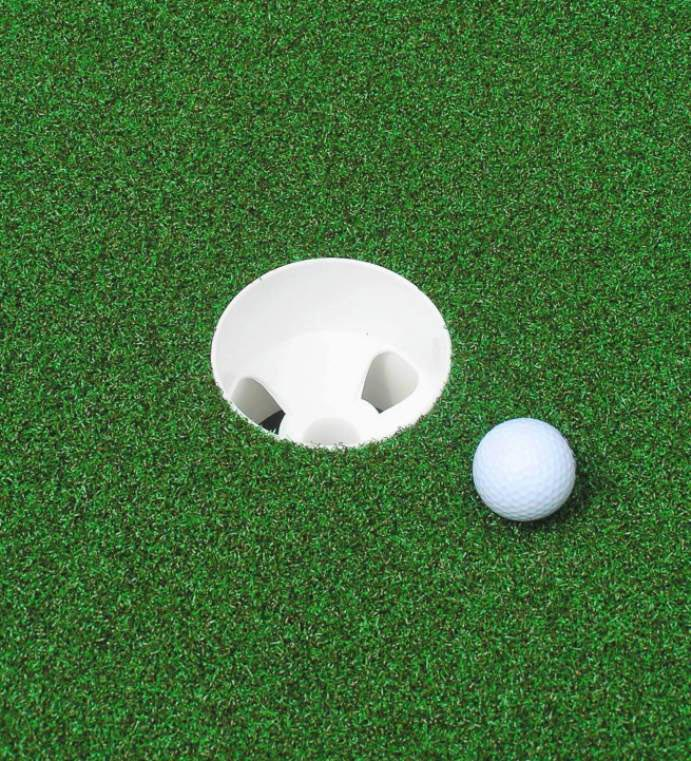 Outdoor Putting Green Cup