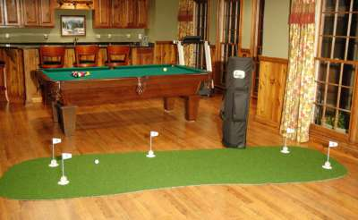 StarPro Greens 4x12 Indoor or Backyard Putting Green