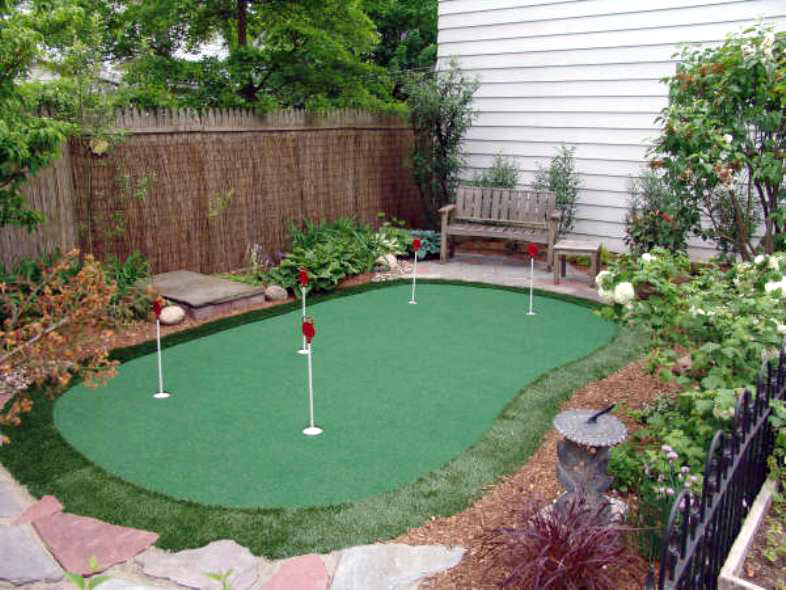 15x20 Foot Putting GreenGreen