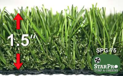 StarPro Greens SPG-4100 Artificial Grass Turf